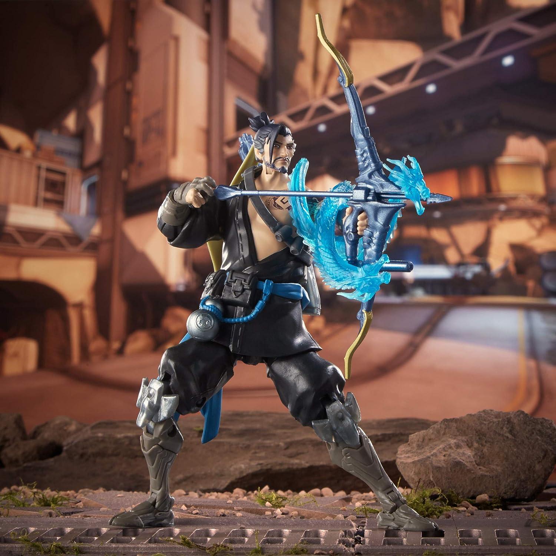 Scellé!!! Hasbro Overwatch Ultimates série Genji//Hanzo Action * NEUF