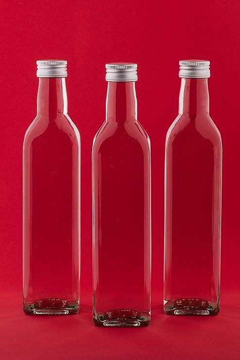 60 Leere Glasflaschen mit Bügelverschluss Bügelflaschen 200 ml 0,2 l Saftflasche