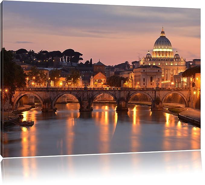google Top 10: Le migliori foto di Roma stampate su canvas