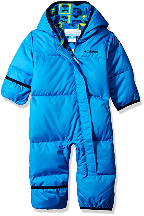 cfbf672a0 Amazon.com  Columbia Baby Snuggly Bunny Bunting - Unisex  Clothing