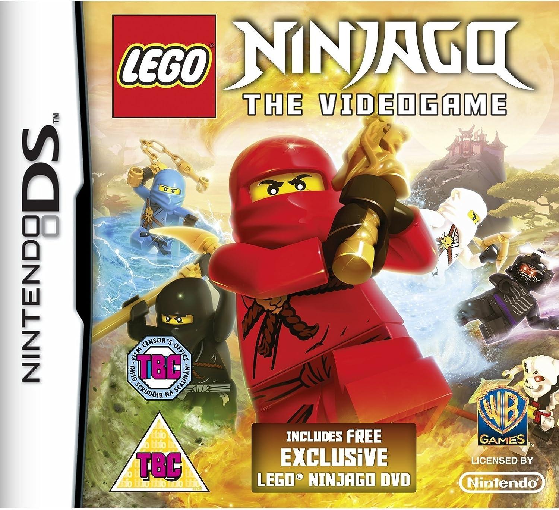 LEGO Ninjago (Nintendo DS): Amazon co uk: PC & Video Games