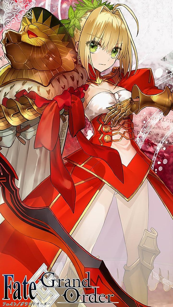 Fate Hd 720 1280 壁紙 ネロ クラウディウス アニメ スマホ用画像90087