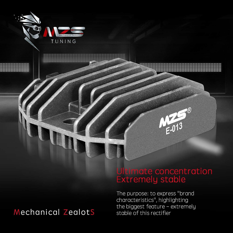XP500 T-MAX FZ6R Snowmobiles MAX SX VT VMAX 600 700 FZR600 TDM850 YZF600 XJ600 FZ6 FZ6N SRX250 R6S MZS Regulator Rectifier Voltage Compatible with Yamaha YZF R1 98-01| R6 99-05