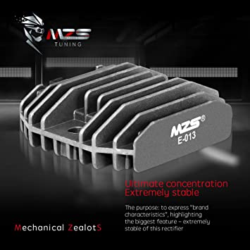 MZS Voltage Regulator Rectifier for Yamaha R1 98-01/ R6 99-05/ R6S/ YZF600/  FZ6/ FZ6N/ FZ6S/ FZ6R/ FZR600/ V-STAR XVS400/ XP500 T-MAX 500/ TDM 800