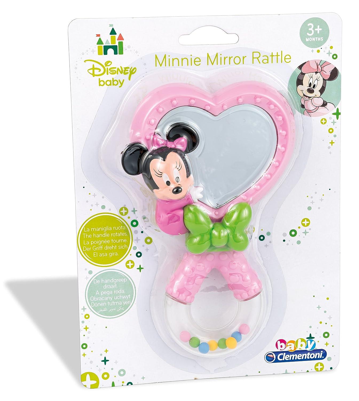 Minnie Hochet Mirroir Minnie
