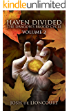 Haven Divided (The Dragon's Brood Cycle Book 2)