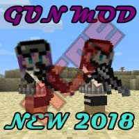 GUN MOD Minecraft PE
