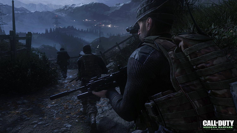 Call Of Duty Modern Warfare Remastered Amazones Videojuegos