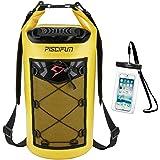 ピシファン(Piscifun)多機能 ドライバッグ 10L/20L/30L/40L 大容量 500D PVC防水 高品質リュック アウトドア用/ハイキング/サーフィン/登山/パドル/キャンペン/カヌー/防災用
