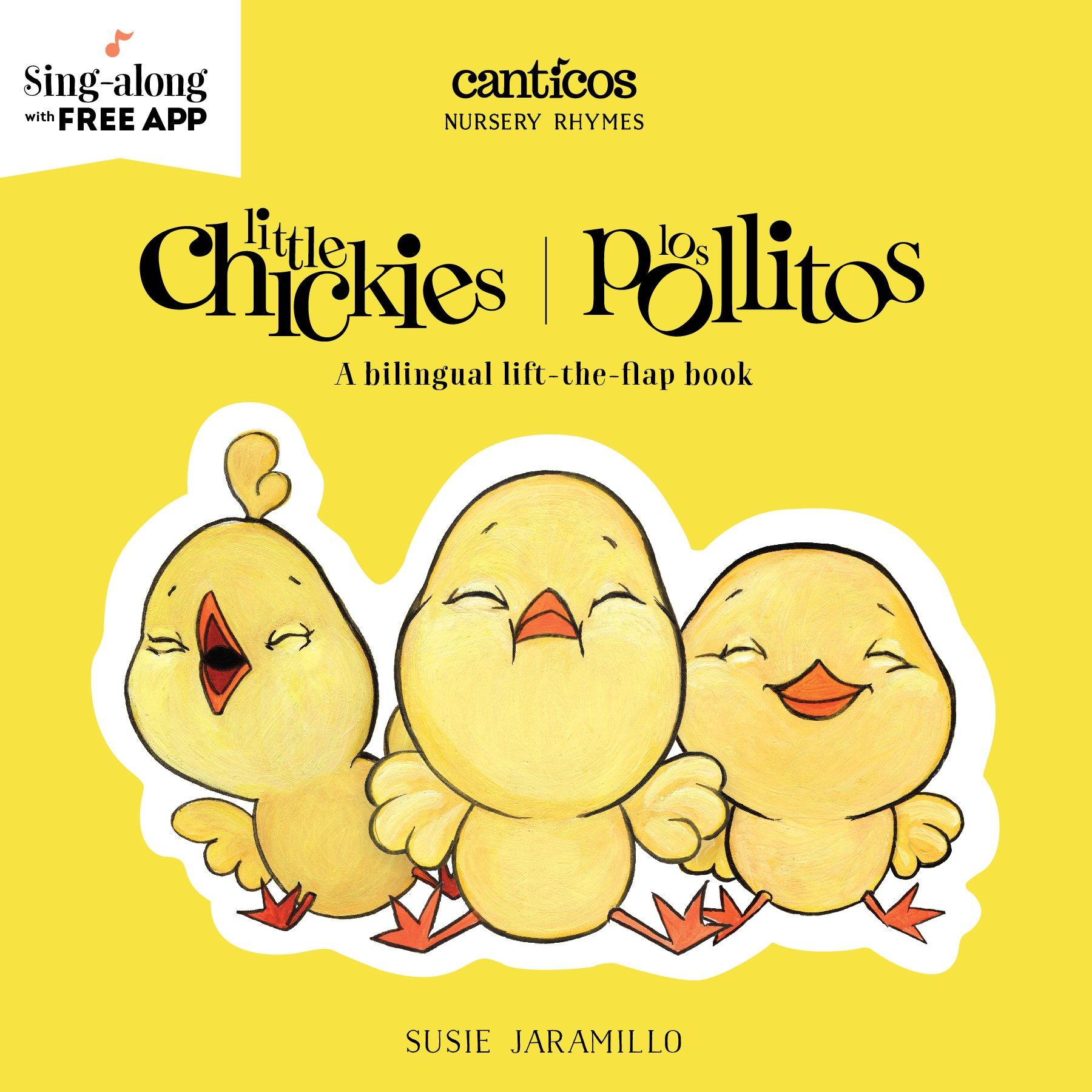 Little Chickies/Los Pollitos (Canticos)