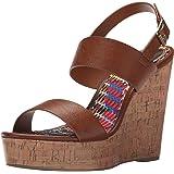 Amazon Com Steve Madden Women S Roperr Wedge Sandal