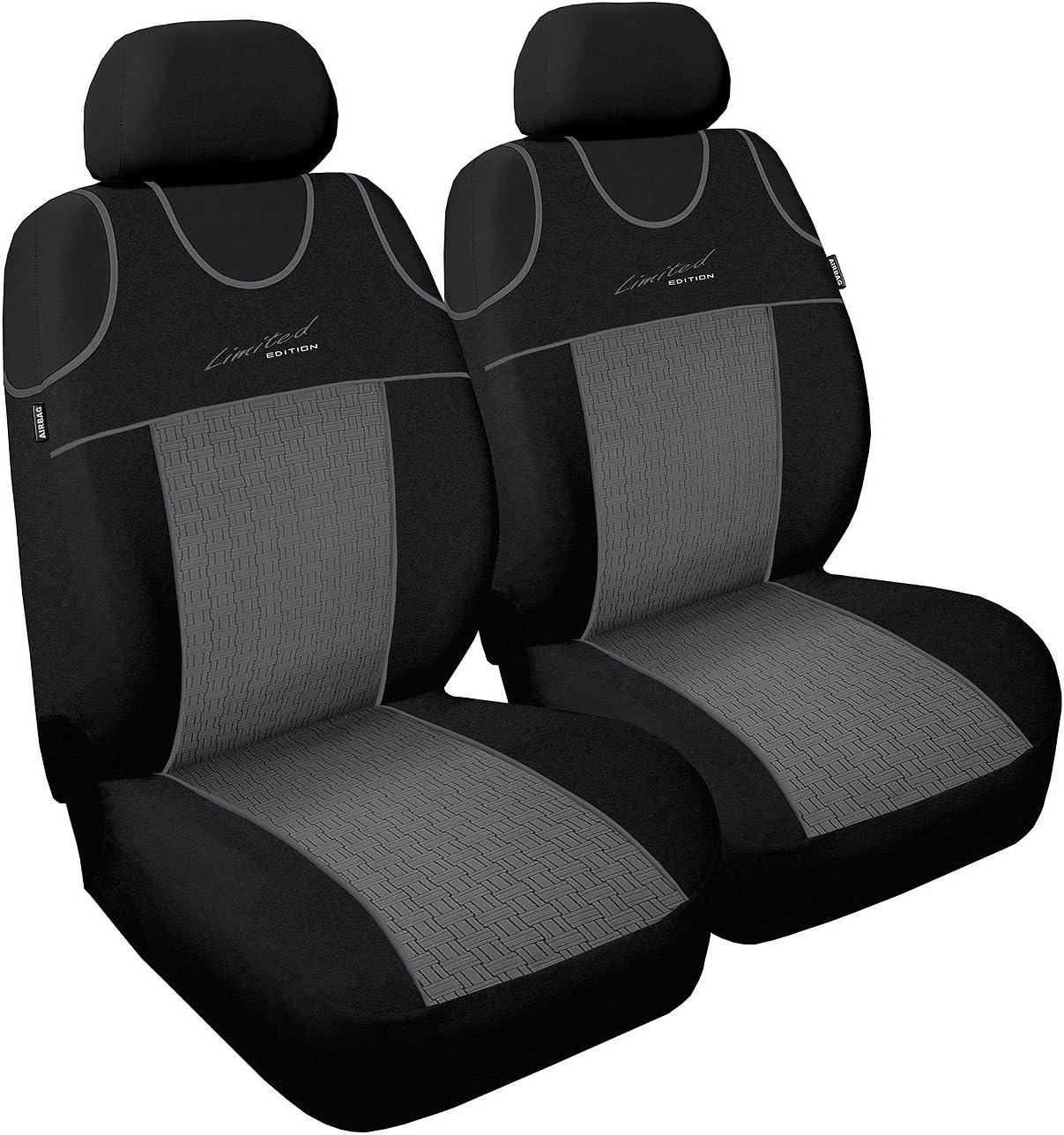 GSC Sitzbez/üge Universal Schonbez/üge kompatibel mit Subaru Forester