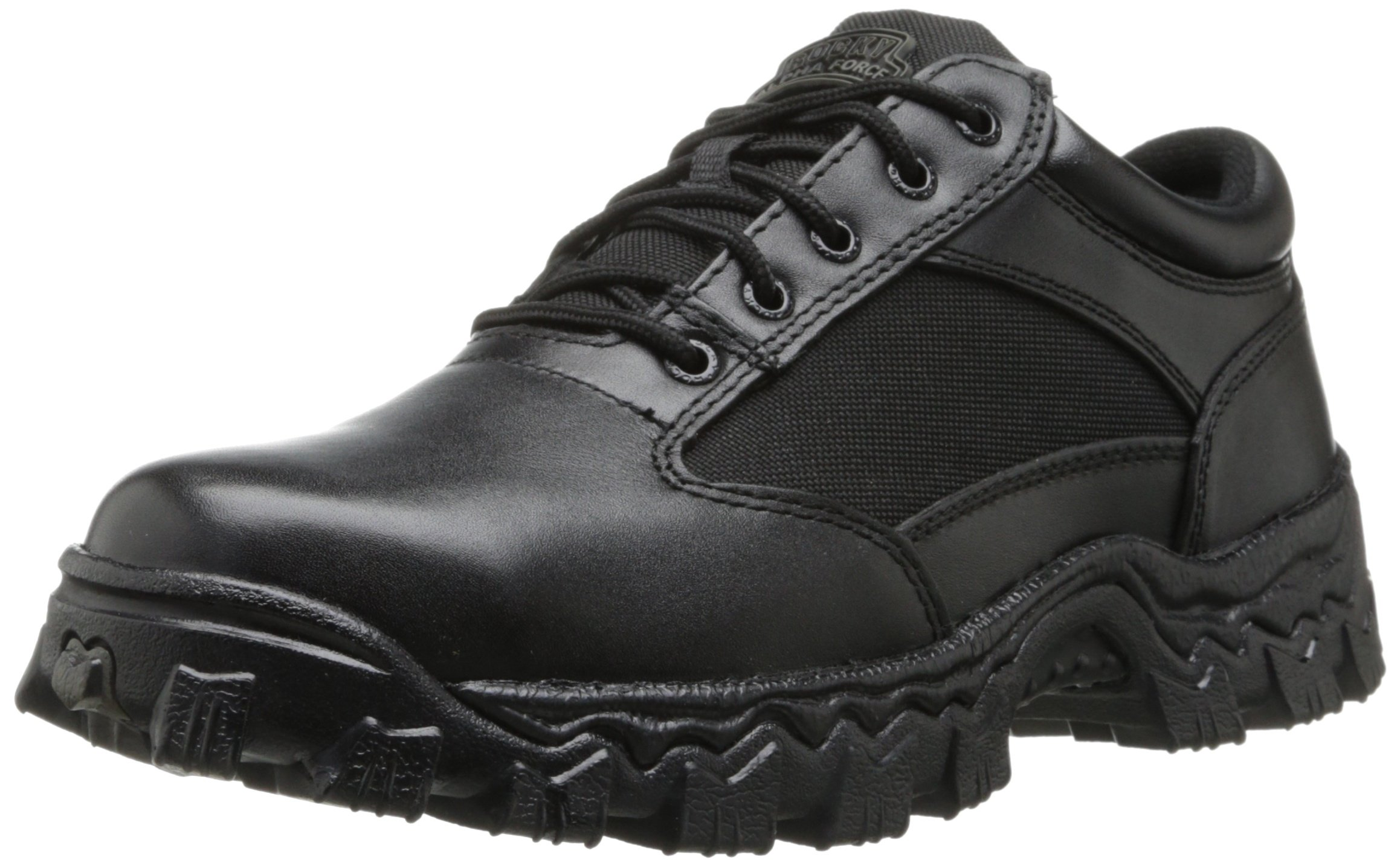 Rocky Men's Alpha Force Oxford-M, Black, 9.5 W US by Rocky (Image #1)