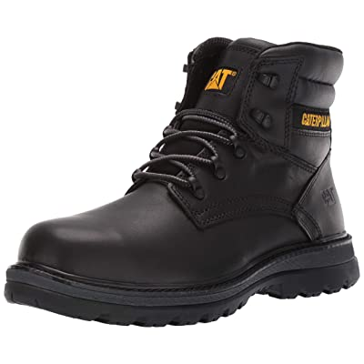 Caterpillar Men's Fairbanks Steel Toe Industrial Shoe: Shoes