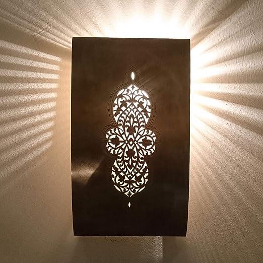 Applique Murale Omar Oriental Design En Maroc Orient Lampes Pour
