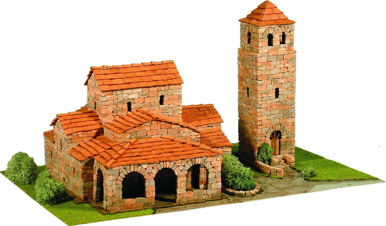 Domus - Románica 16 Sta. María de Lebeña (40093)