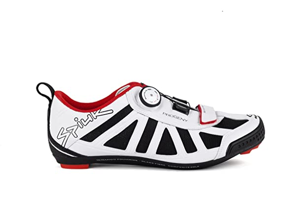 Spiuk Pragma Triathlon - Unisex Cycling Shoes, Colour /