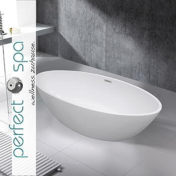 perfect-spa Freistehende Badewanne \