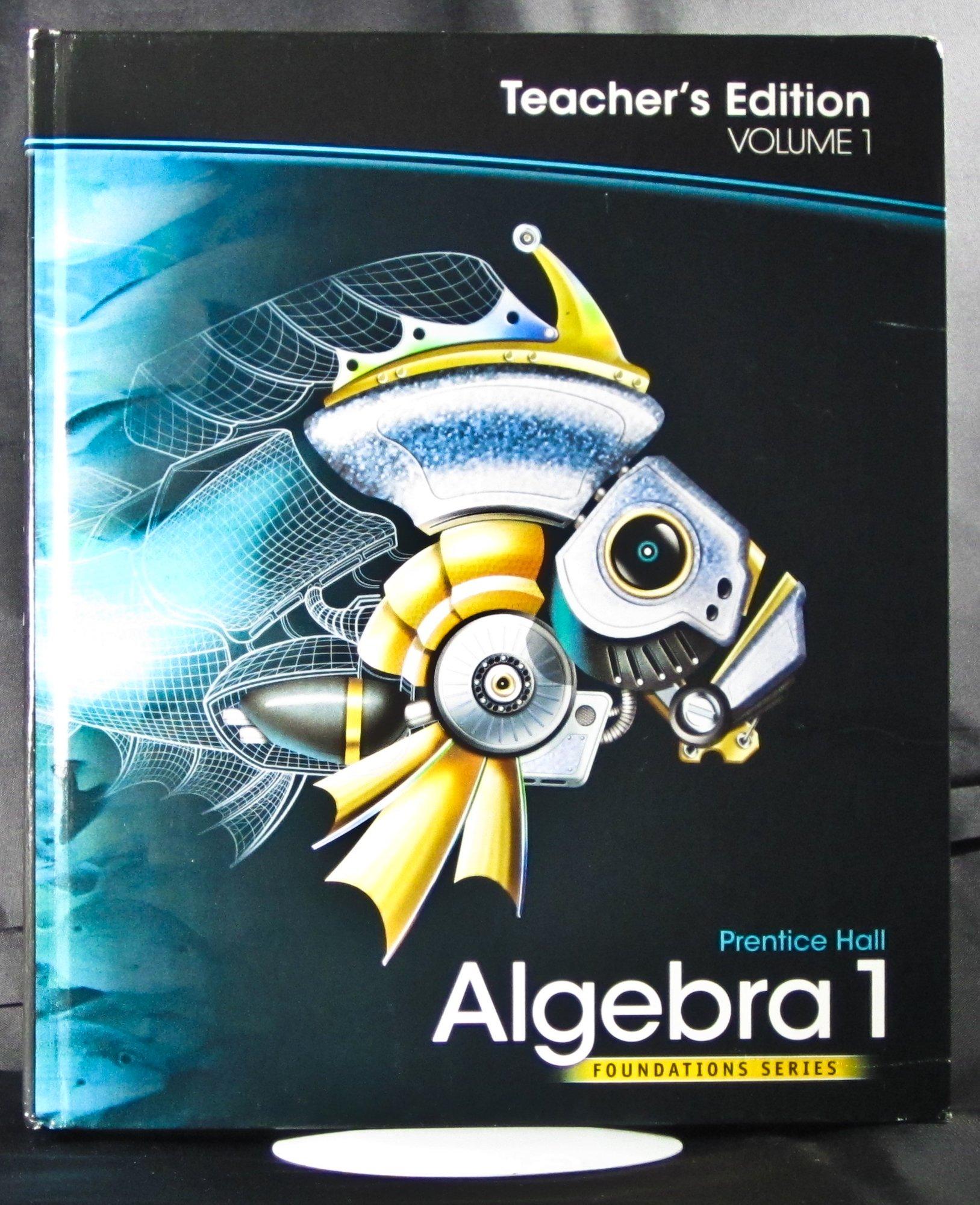 in prentice hall algebra 1