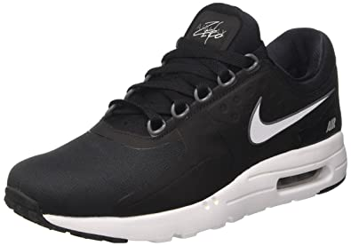 check out 0dafe 97f9f Nike Herren Air Max Zero Essential Laufschuhe Mehrfarbig (Black/White/Dark  Wolf Grey