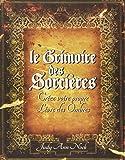Le grimoire des sorcières : Créez votre propre livre des ombres