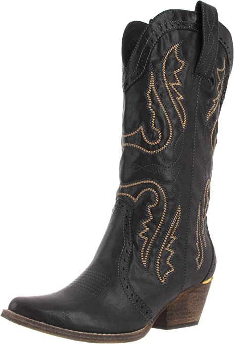 10 Most Comfortable Women's Cowboy Boots (Review 2021) 10