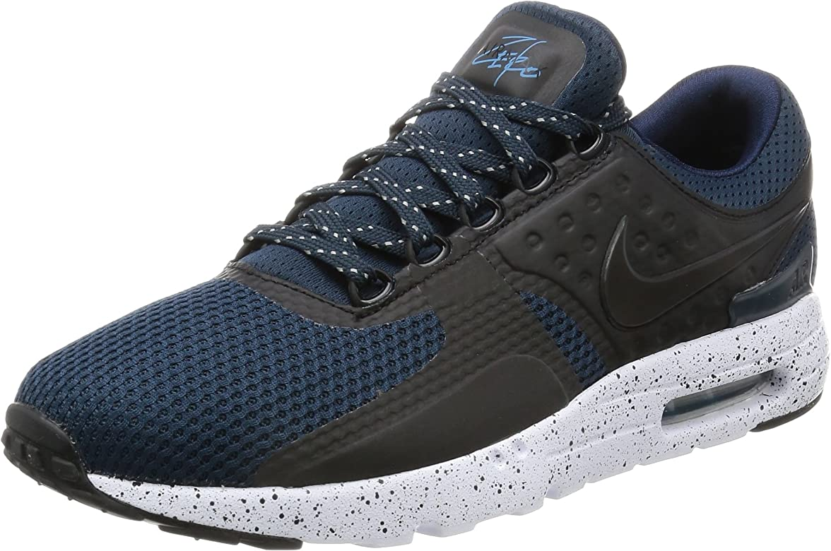 new arrival 4e691 6f16f Mens Air Max Zero Premium Mesh Running Athletic Shoes