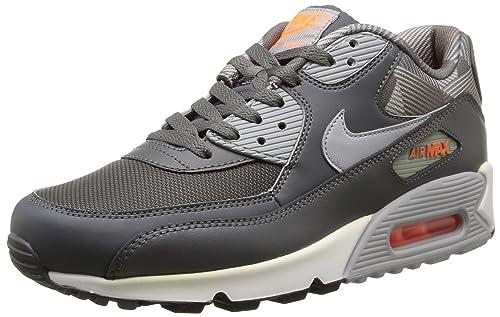 save off 38b01 821c7 Nike air max 90 Print Mens Trainers 749817 Sneakers Shoes (10.5 M US, Dark