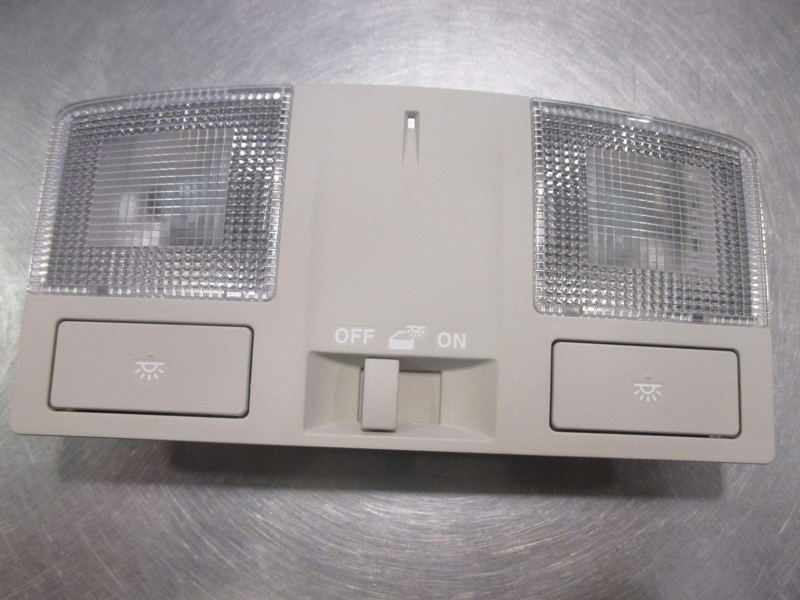 Mazda New Genuine OEM 2010-2013 3 Overhead Console Map Lamp Light by Mazda