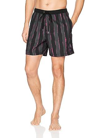 d91312f4ffda8 Amazon.com: Quiksilver Men's Mad Wax Volley 17 Nb Swim Trunk: Clothing