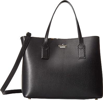 fbeb678f7e71 Amazon.com  Kate Spade New York Women s Hadley Road Small Dina Black Multi  One Size  Shoes