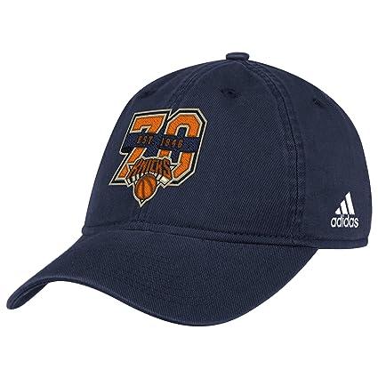 e149f02babb Buy NBA New York Knicks Adult Men NBA Anniversary Slouch Hat