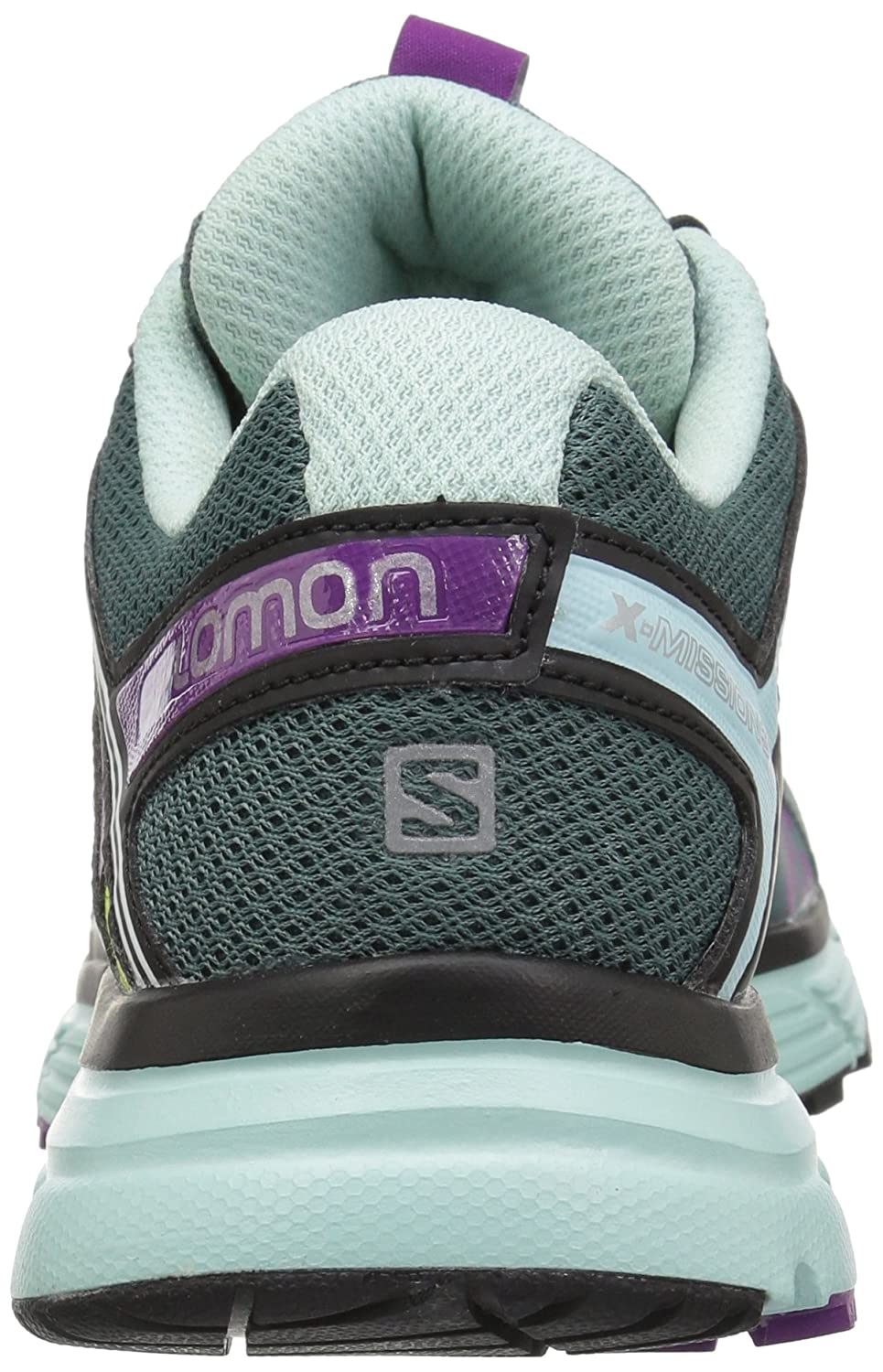 Salomon Women's X-Mission 3 W-w B073K3R14X 7 M US|North Atlantic