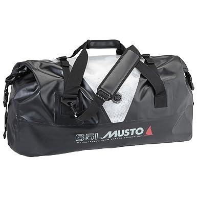 Musto Dry Waterproof Carryall   Duffle Bag (65L) (65L) (Black)   Amazon.co.uk  Clothing 37c202f765cf1