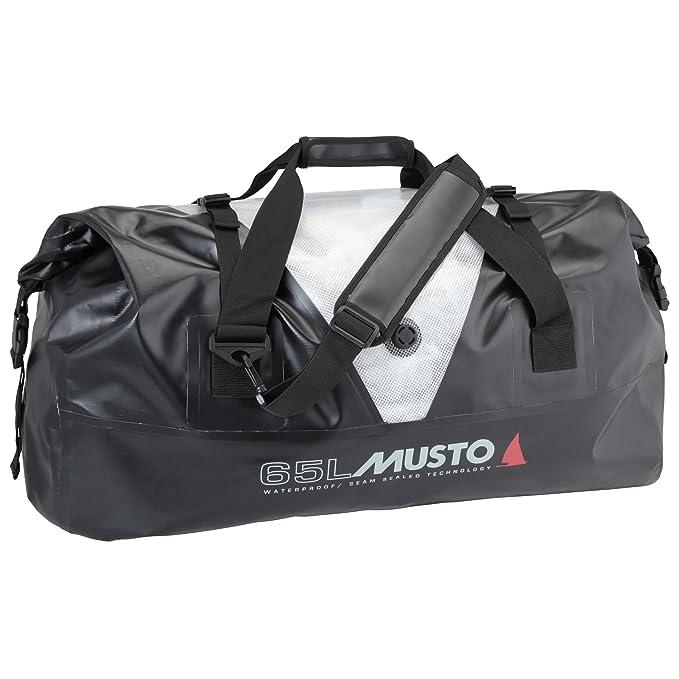 Musto - Borsone Impermeabile 65 Litri (65 L) (Nero)  Amazon.it ... f035177920e
