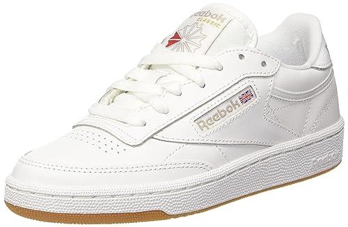 es Zapatillas 85 Y Mujer C Amazon Para Reebok Club Zapatos FwCqB0