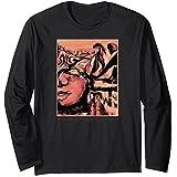 Custom T-Shirt Design Keep On Walking Novelty Art Design