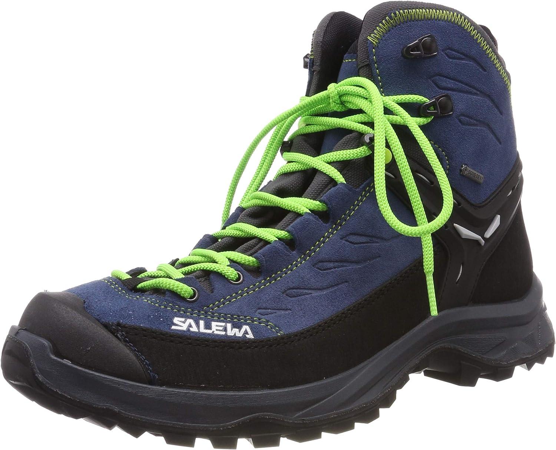 Salewa MS hike entrenador MID GTX wanderschuh caballeros grises botín de senderisml zapatos