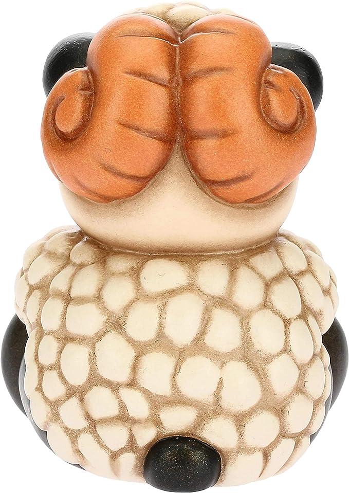 I Classici Ceramica Animali Soprammobili da Collezione Teddy Aquarius Segni Zodiacali THUN/®