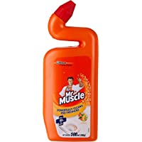 Mr Muscle Toilet Cleaner, Citrus, 500ml (Pack of 3)