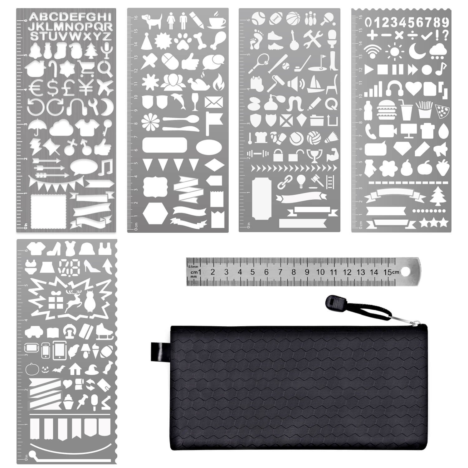 Stencils & Templates | Shop Amazon.com
