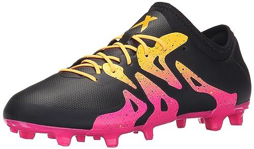 promo code eff51 e3d8f ... closeout adidas performance mens x 15.2 fg ag soccer cleatblack shock  pink c3b8e bede8