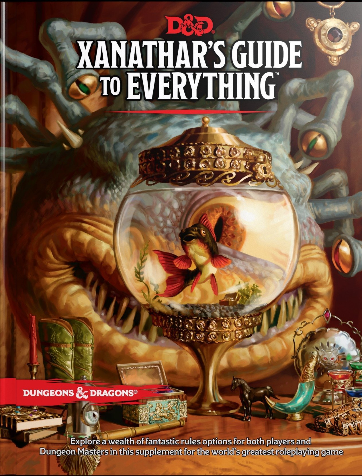 Xanathar's Guide to Everything (Dungeons & Dragons) by Dungeons & Dragons
