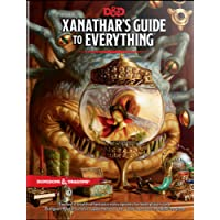 Dungeons & Dragons D&D Xanathar's Guide to Everything