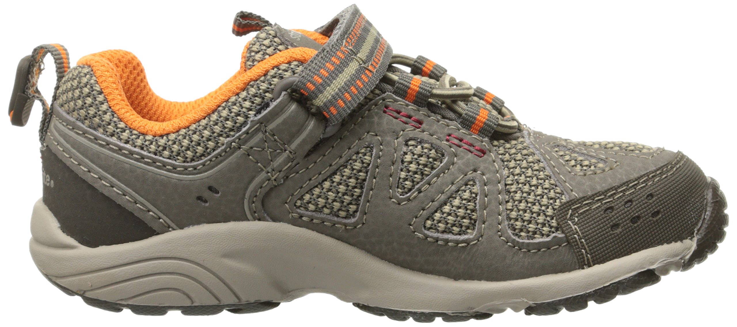 Stride Rite Made 2 Play Baby Ian Sneaker (Toddler),Taupe,4.5 XW US Toddler by Stride Rite (Image #7)