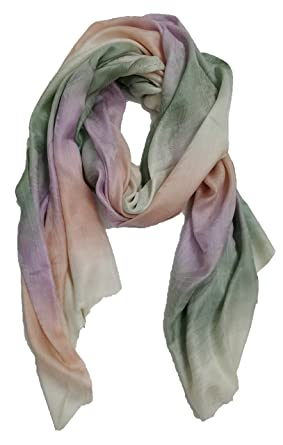 32542266f9b Scarf For Women - Beautiful Ombre Pure Wool Paschmina Scarve, Shawl ...