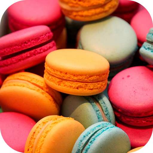 Cute Macarons Wallpapers Amazon Ca Appstore For Android