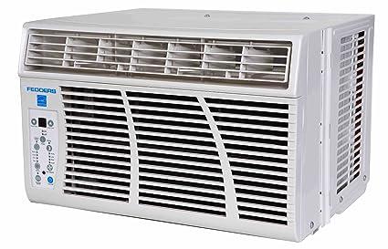 amazon com fedders az6r10f2a 10 000 btu window room air conditioner rh amazon com Fedders Window Unit Air Conditioner Parts fedders portable air conditioner parts