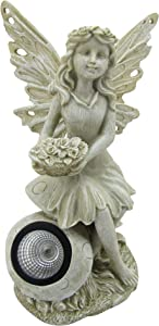 Comfy Hour Praying Angel Statue Collection Resin 12
