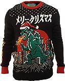 Ugly Christmas Sweater Company Surtido de suéteres con Cuello Redondo y Luces LED Intermitentes Multicolor Chamarra sin…